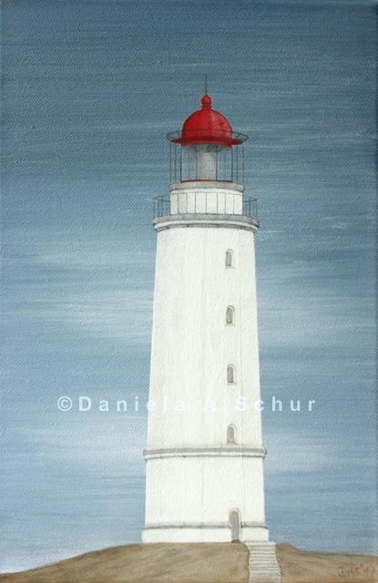 """DAS Art"" Leuchtturm Ostsee 5: Hiddensee   (30x20)"