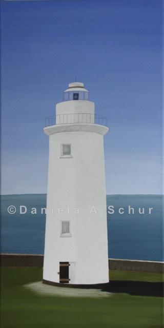 """DAS Art"" Leuchtturm Irland: County Cork   (60x30)"