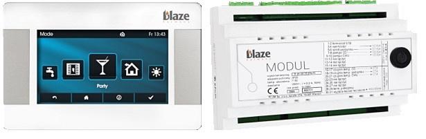 Erweiterungsmodule für Blaze Harmony Kessel