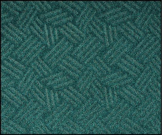 除塵吸水マット 緑