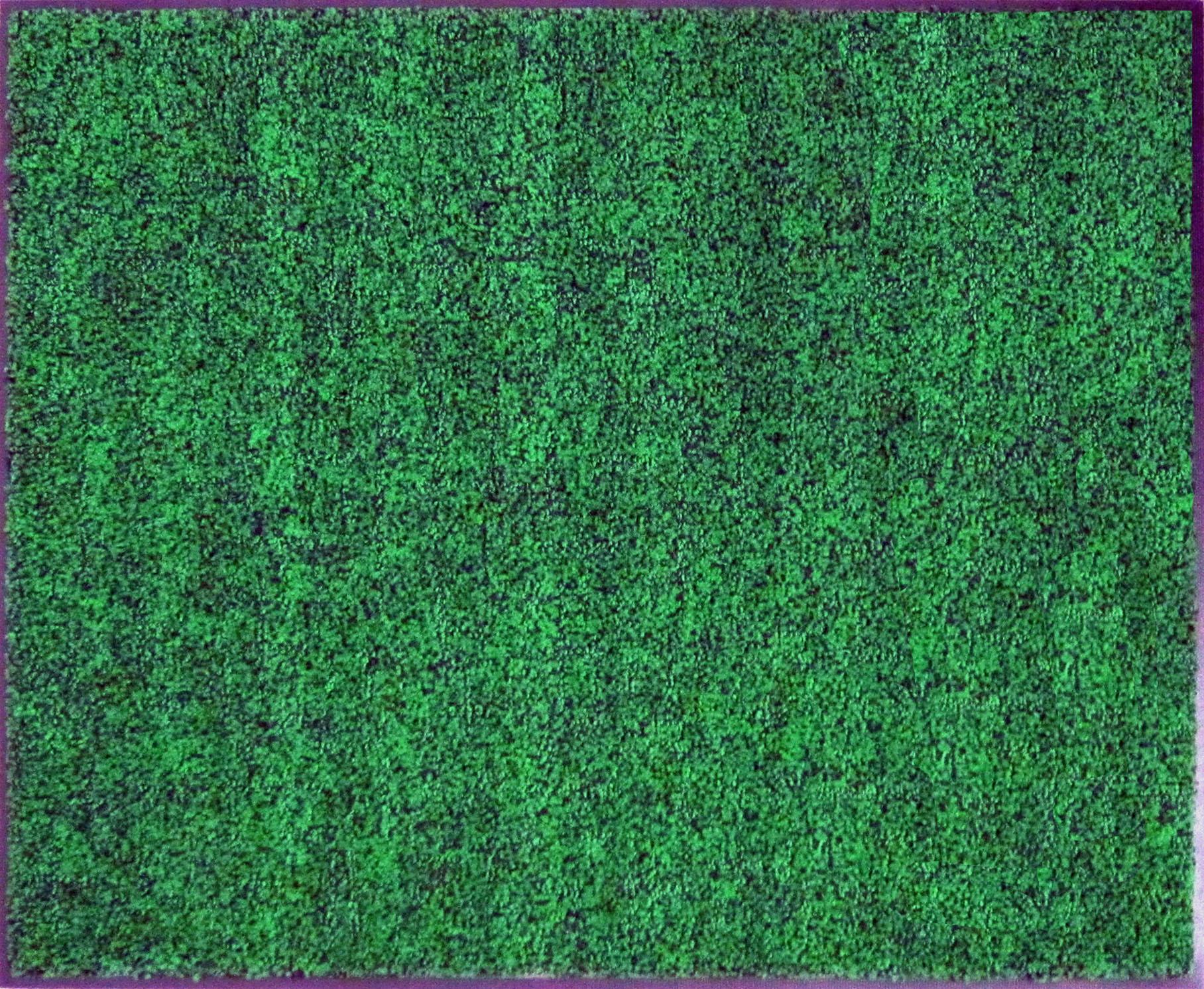 ハーモニーマット 緑黒