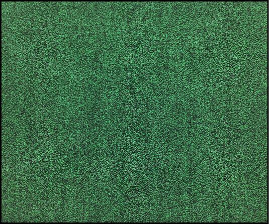 超薄型マット 緑黒