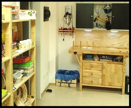 Kreativ- Werkstatt