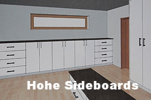 Hohe Sideboards