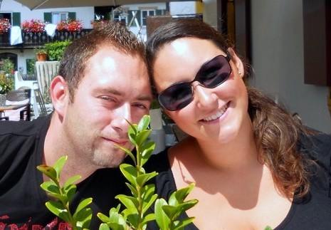 Steffi und Patrick