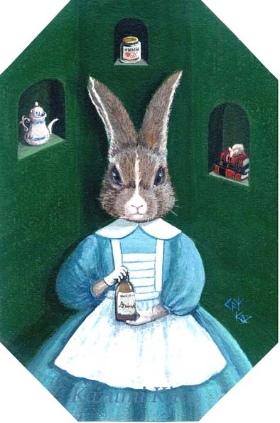 Rabbit Alice