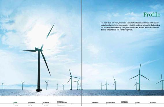Windpark Schweden