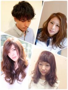 hair salon Aereのヘアスタイル画像