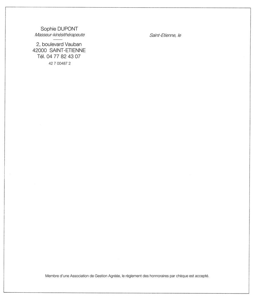 Ordonnancier, format : 18 x 21cm - sapalor : imprimerie en ...