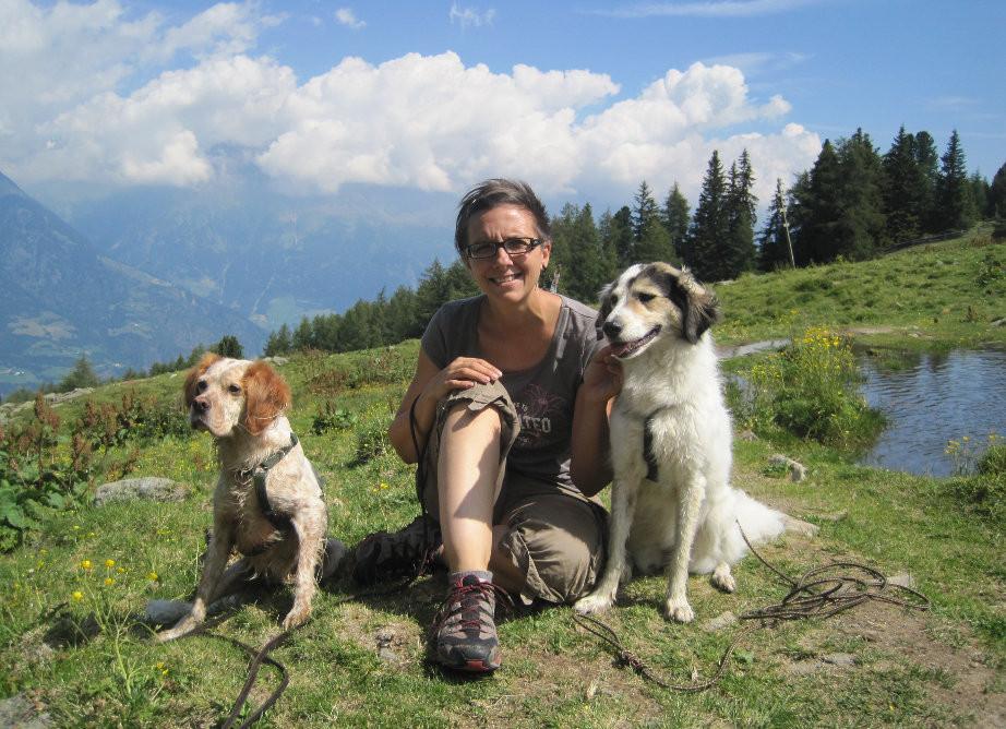 CORINA - unser Gutmensch: Hundeversteherin