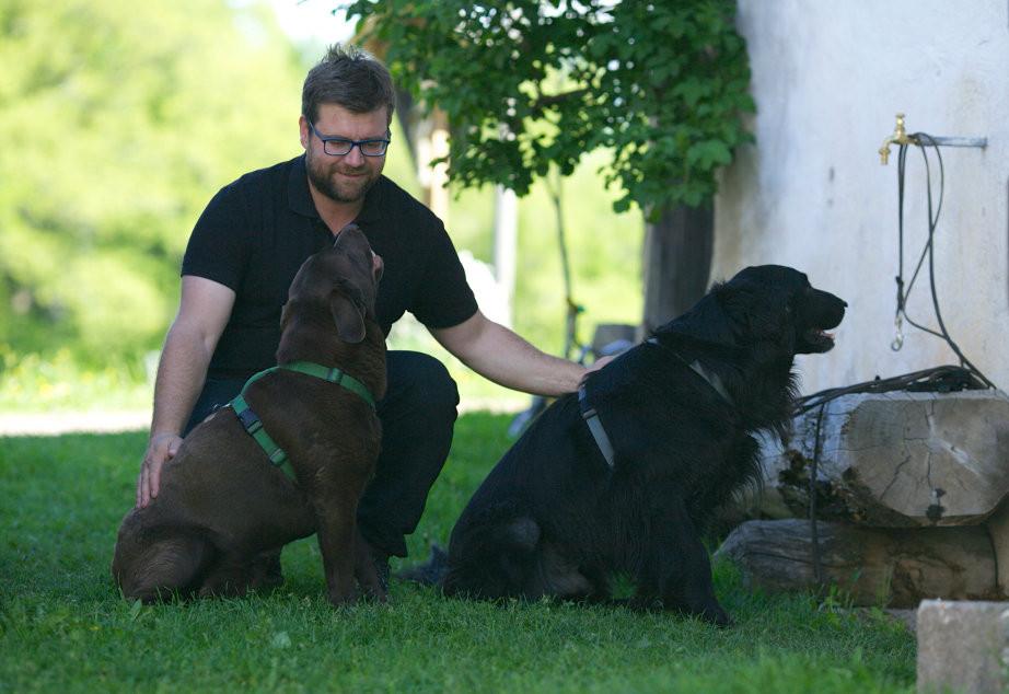 PHILIPP- ganz entspannt: Hundeversteher mit Hundepension