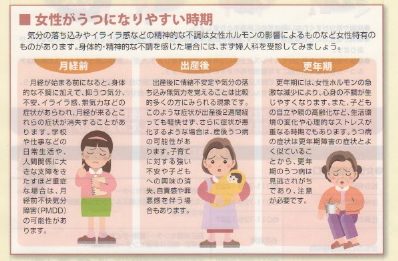 「札幌市自殺予防パンフレット」より