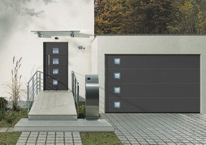 Porte, de garage, automatisme