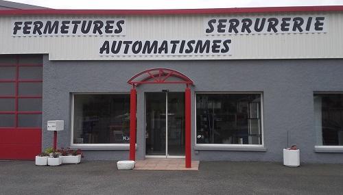Portais, Serrurerie, Fer, Forgé, Automatisme
