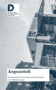 """Katalog zur Ausstellung """"Angezettelt"""""""