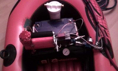 Как сделать самодельный акваланг фото 664