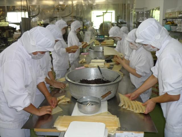 納豆工場の風景 by SLP