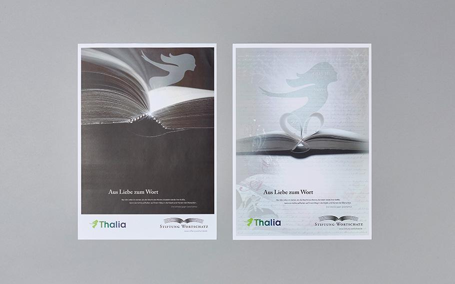 THALIA // Anzeigen-Kampagne