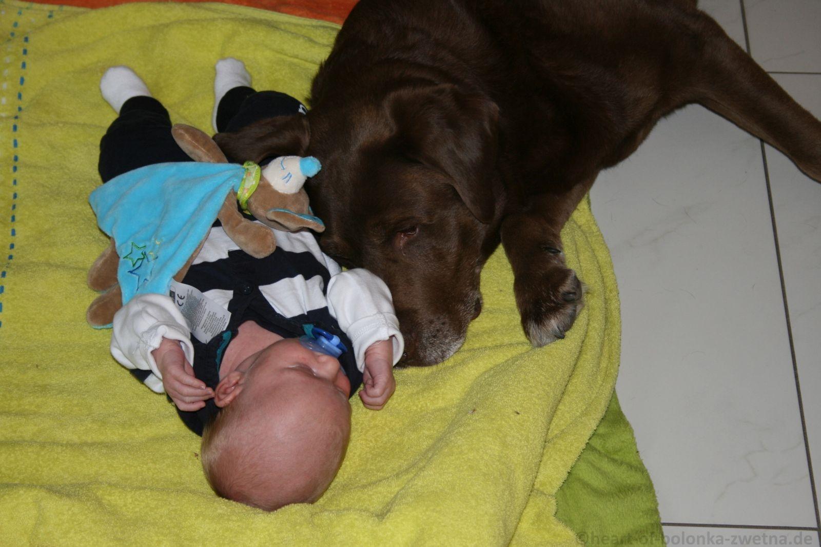 Baby und Diego