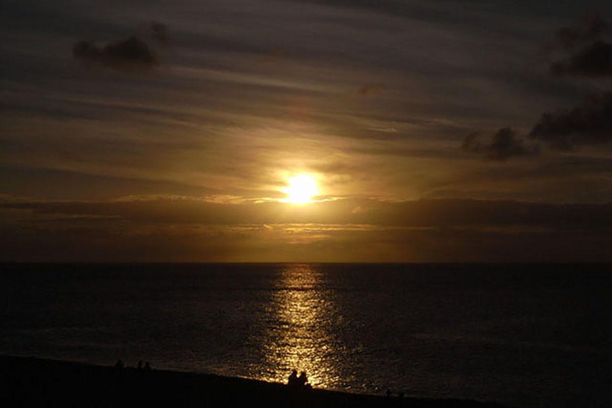 No.4 Golden Sunset