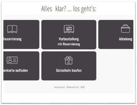 Neue Onlinefunktionen im Cafe Extrablatt am Georgsplatz