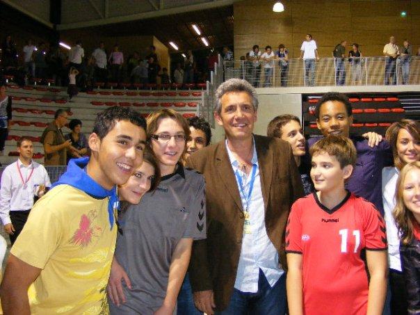 Claude Onesta à Agen !!!! Si c'est vrai.