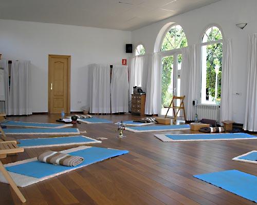 Casa del Morisco, Andalusien: Seminarraum