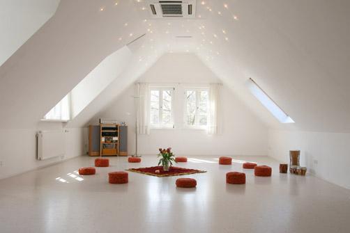 Findhof: Seminarraum Himmel