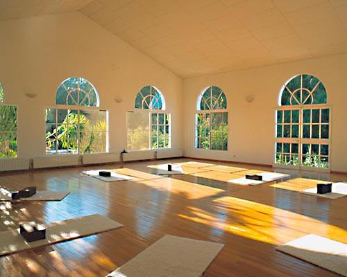 Seminarraum Casa del Morisco, Andalusien