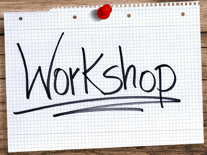 Blog Seminar, Kurs oder Workshop