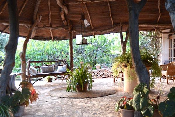 Seminarreise Mallorca - Gartenanlage in der Finca