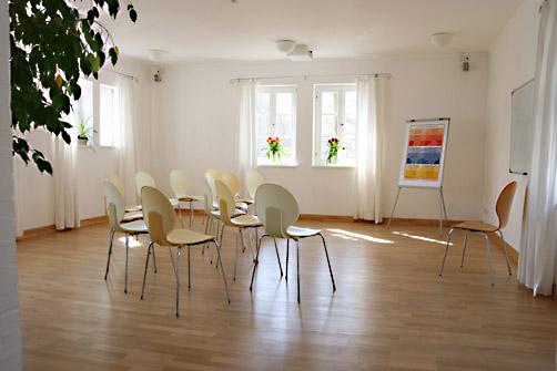 Findhof: Seminarraum Erde