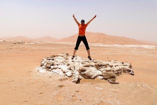 Blog: Alleine als Frau in den Oman? Ja!