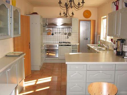 Küche im Findhof