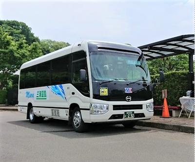 三浦霊園,無料送迎バス