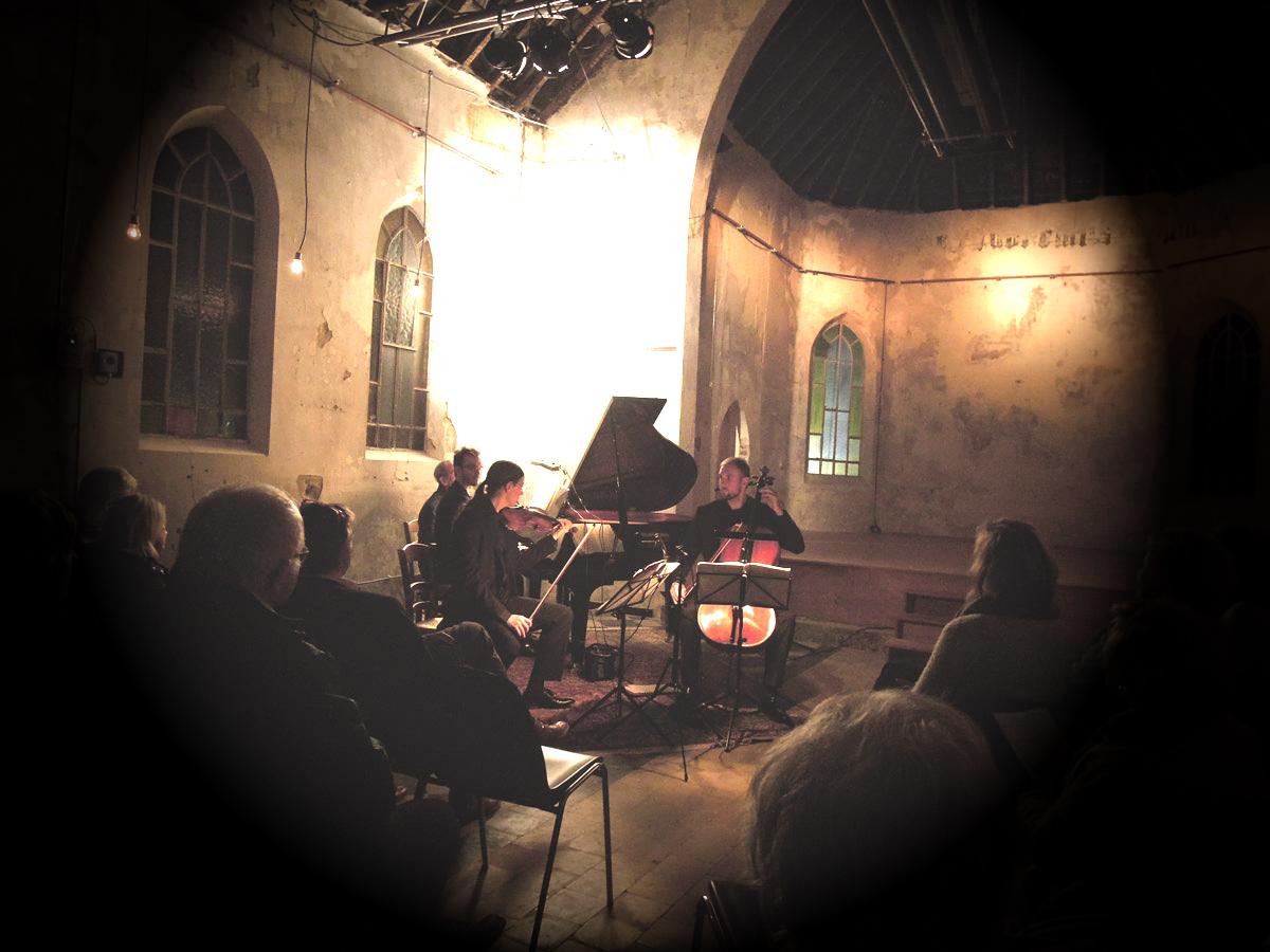 Le Trio Spilliaert en concert