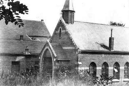 1914 la Chapelle de Profondsart