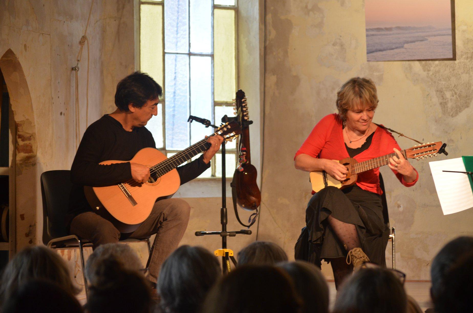2018 Charango et Cie à la chapelle de Profondsart