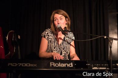 2018  Parcours d'Artistes concert : Clara de Spix