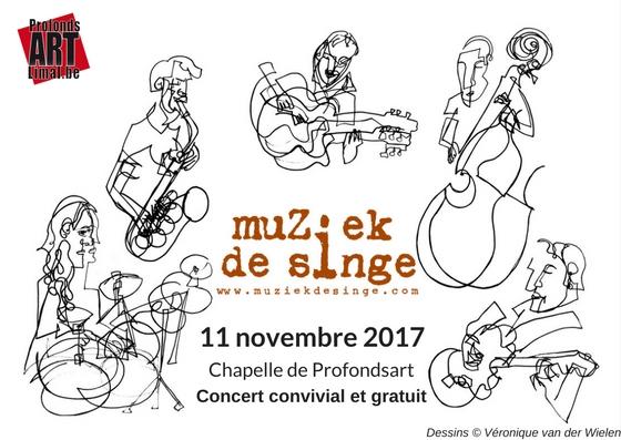 2017 Muziek de singe