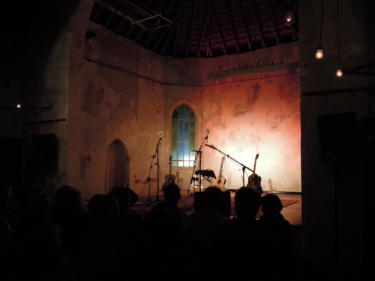 Barnill Brothers en concert