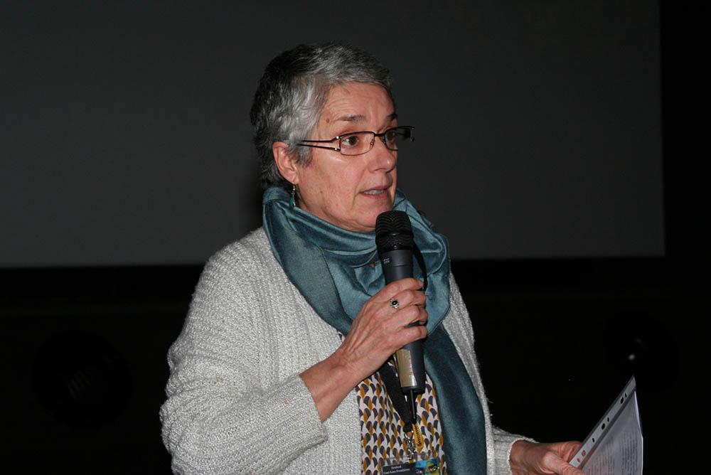 Françoise Noguès présente le film Rara