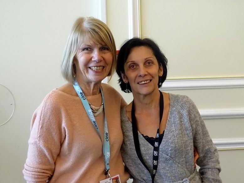 Martine et Françoise - Journée du court-métrage