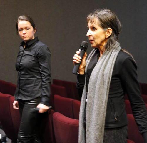 Aurore Berger Bjursell et José Léandri présentent Zero Kelvin