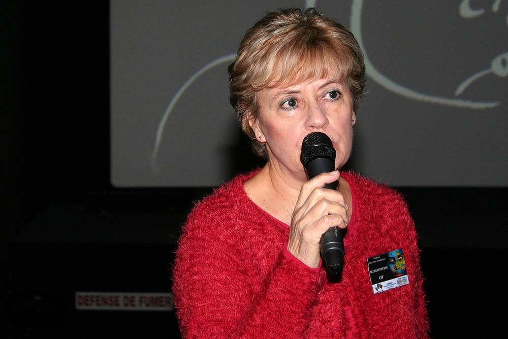 Eliane Puig présente Una Mujer Fantastica