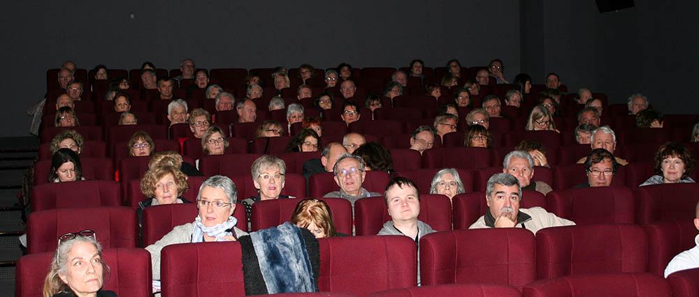 Spectateurs pour La Novia del Desierto
