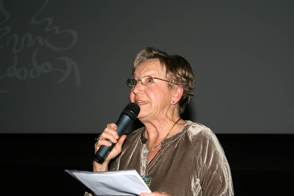 Anne Schall présente In the Fade
