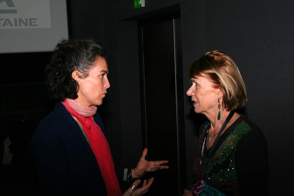La Novia del Desierto - Martine Lavaud et Laurence H. Mullaly, maîtresse de conférences à l'Université Bordeaux Montaigne