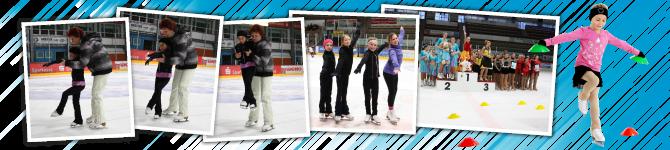 Eislaufen mit Erfolg beim EV Rosenheim