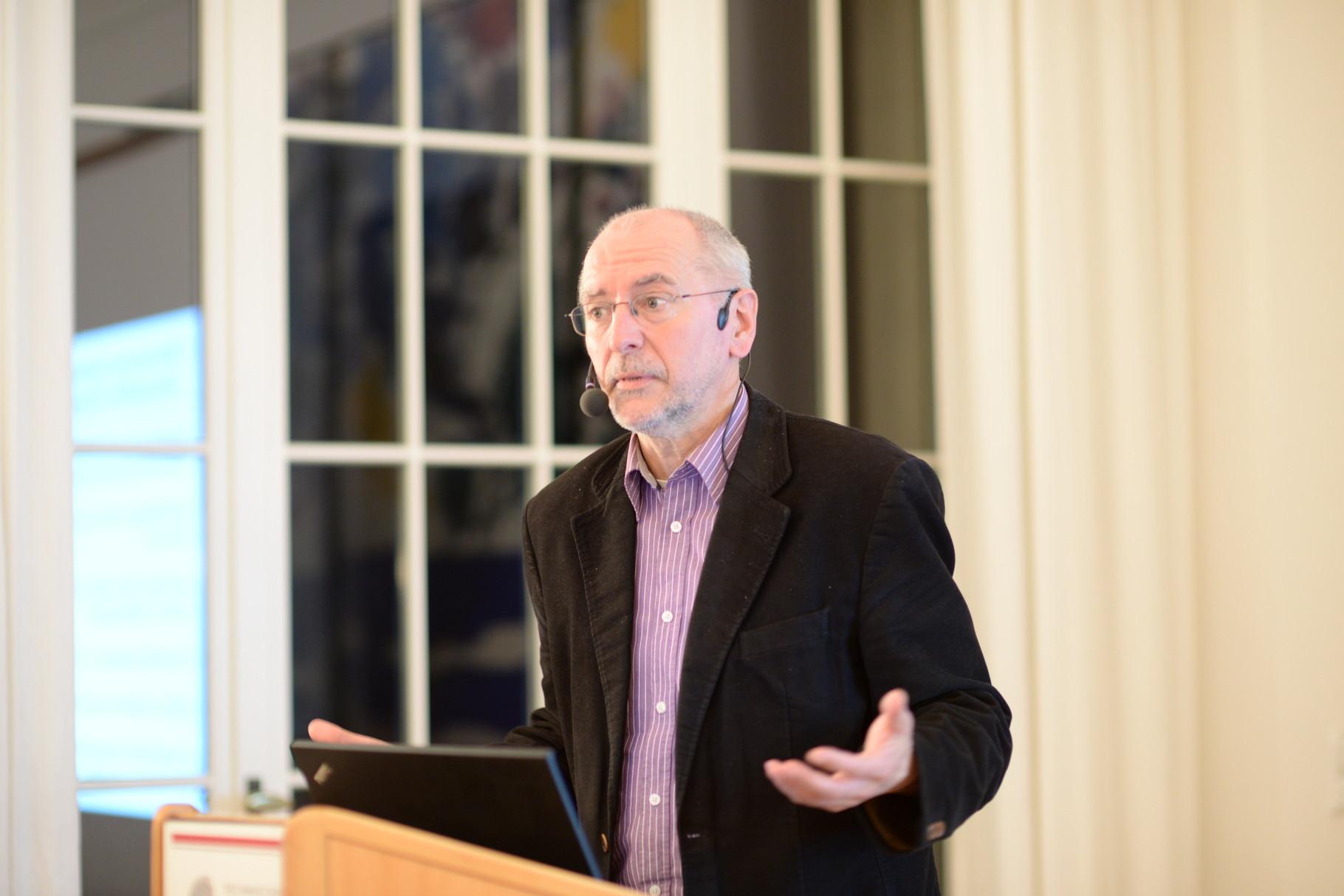 Prof. Dr. Armin Grunwald (2014) - Technikfolgenabschätzung